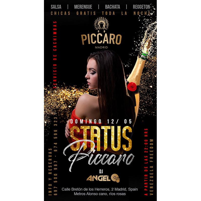 publicidad redes sociales para piccaro bar